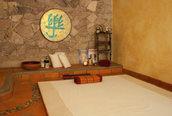 LifePath Center: Thai Massage room