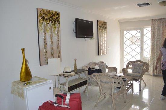 San Andres Noblehouse Hotel: habitacion