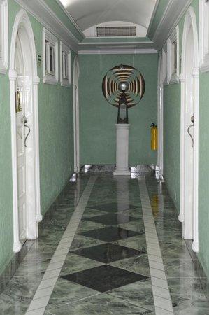 San Andres Noblehouse Hotel : pasillos