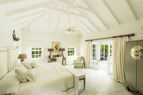 Cheval Blanc St-Barth Isle de France: Tropical Suite