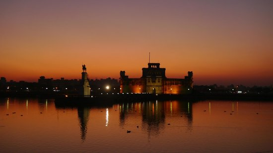 Jamnagar, India: Glittering in evening