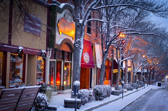 City Of Colorado Springs >> Old Colorado City Is A Great Destination No Matter The Weather