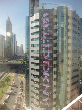 Crowne Plaza Dubai: Shaikh Zayed Rd