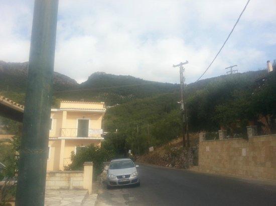 Sunshine Corfu Hotel & Spa : outside the complex