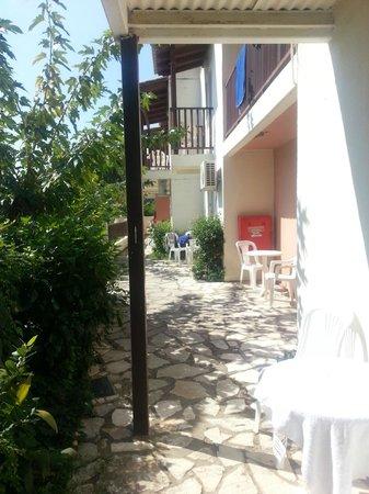 Sunshine Corfu Hotel & Spa: bungalows