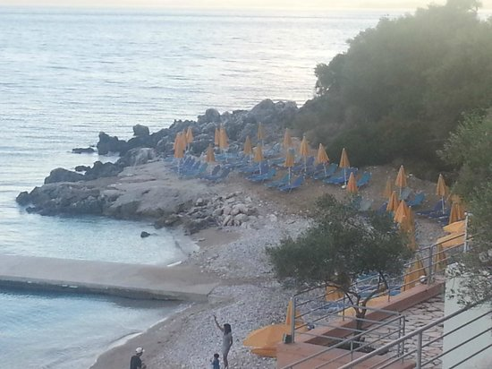 Sunshine Corfu Hotel & Spa : beach