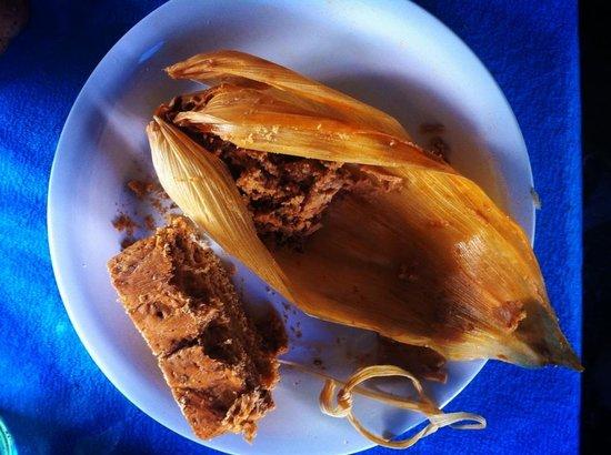 El Zapote Tulum: RASTAMALES... Vegeterian