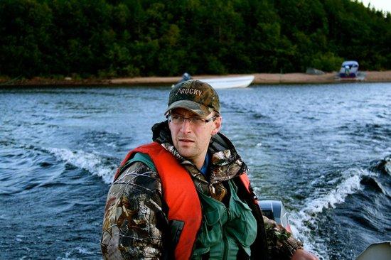 Tour Labrador - Day Tours: Salmon Fishing on Forteau River