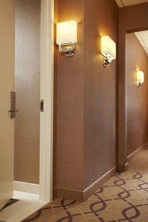 Sheraton Lisle Naperville Hotel: Hallway