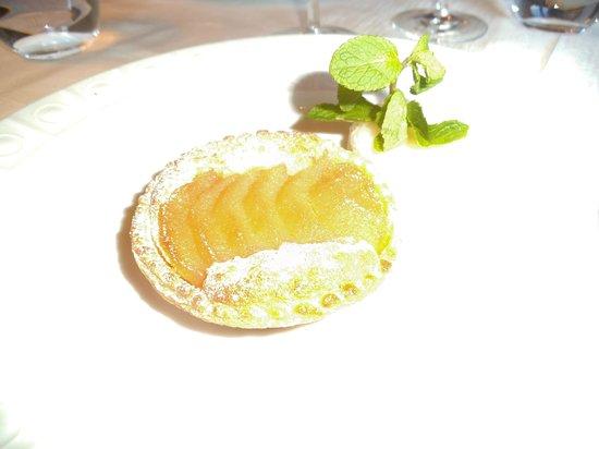 Auberge de Port-Vallières : dessert