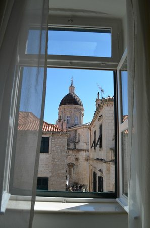 Apartments Placa Dubrovnik: View from our Window
