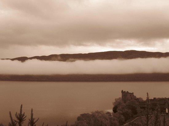 Urquhart Castle a Loch Ness