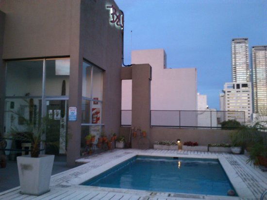 Be Hollywood! Boutique Hotel: Piscina