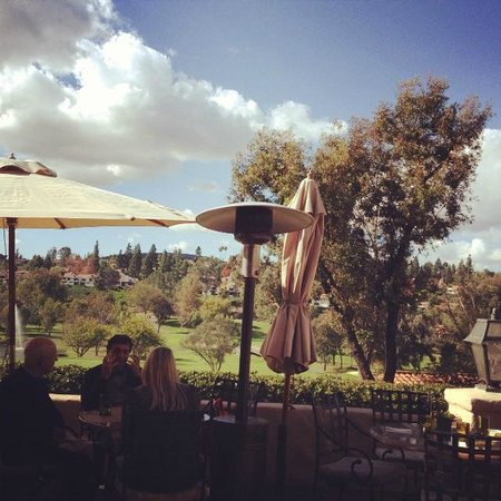 Rancho Bernardo Inn: Veranda Lunch