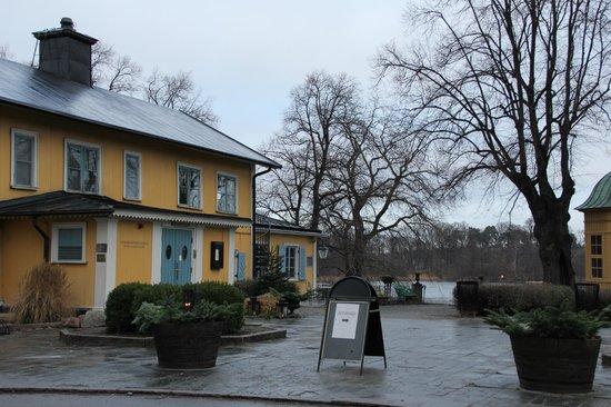 Stallmastaregarden Hotel : Вид на отель