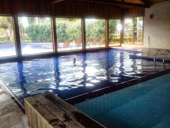 Santa Clara Eco Resort: Piscina aquecida