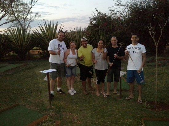 Santa Clara Eco Resort : Saudade do Tio Barril (monitor dos adultos)
