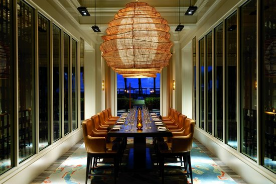 The Ritz-Carlton, Grand Cayman: Seven Restaurant