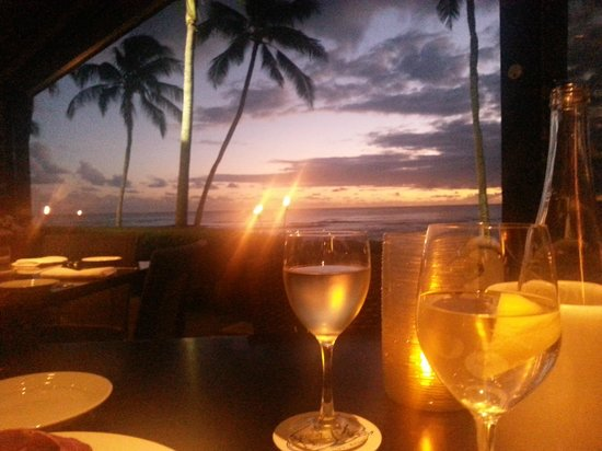 Beach House Restaurant: From our table