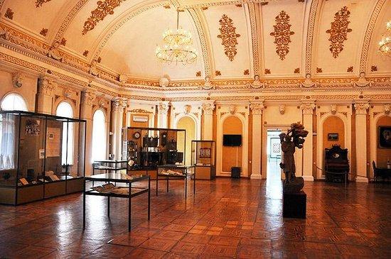 Национальный музей археологиии истории Республики Молдова