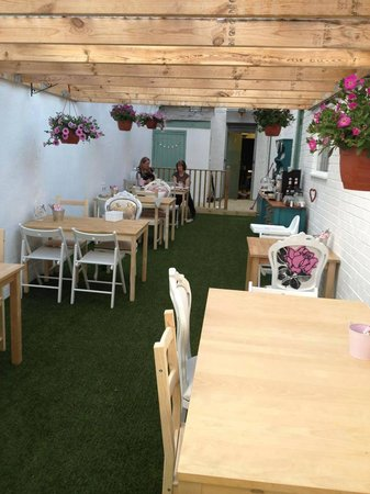 The Secret Garden Tearoom