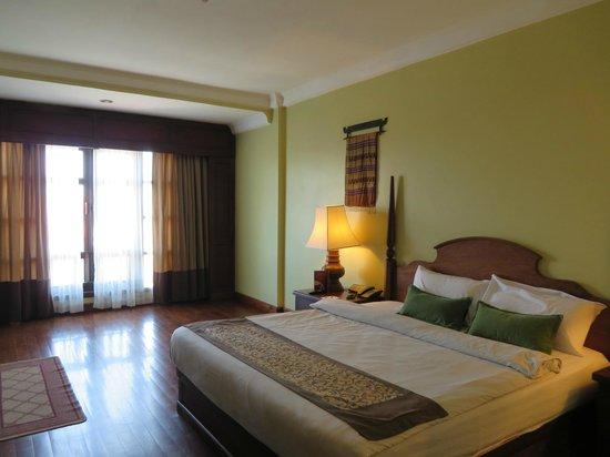 Prince D'Angkor Hotel & Spa: habitacion
