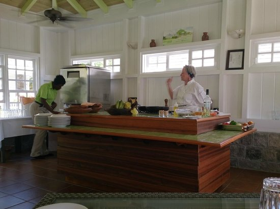 Nirvana: The chef instructor of our culinary tour