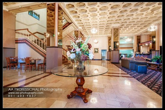 Ben Lomond Suites Historic Hotel, an Ascend Collection Hotel: Lobby