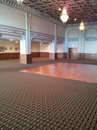 Ben Lomond Hotel Ogden Utah Room