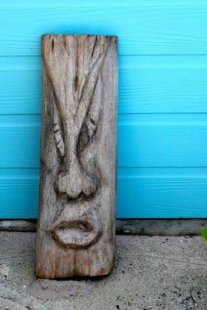 Colinda Cabanas : face
