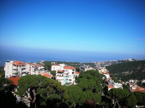 Printania Palace : View from hotel balcony