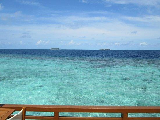 Baros Maldives : View from 123