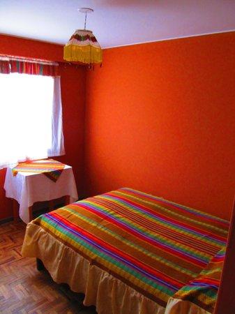 Hotel Akapana: habitación