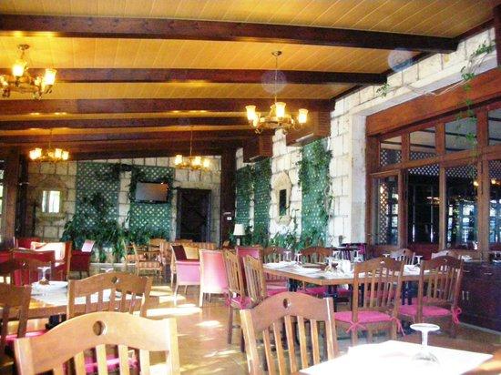 Printania Palace: 'Le Grenier' restaurant