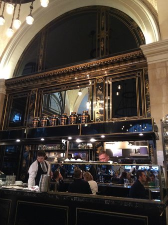 The Wolseley: Interior