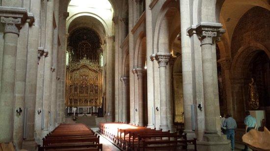 Old Cathedral of Coimbra (Sé Velha de Coimbra) : Sé Velha de Coimbra.