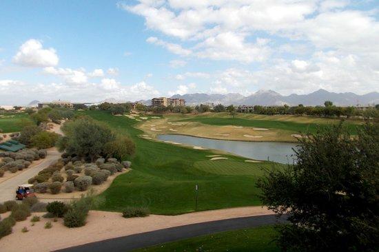 The Westin Kierland Resort & Spa: Golf time