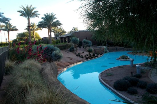 The Westin Kierland Resort & Spa: Relaxing lazy river