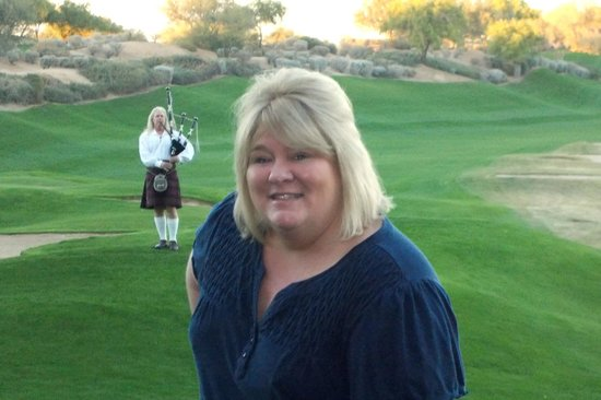 The Westin Kierland Resort & Spa: Best version of Amazing Grace by a bag piper-thanks Michael