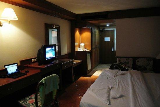 Beach House Samui Hotel : Вид в номере