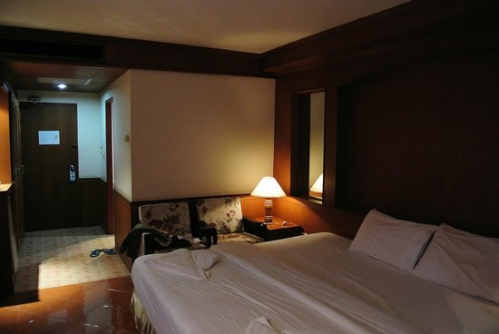 Beach House Samui Hotel : Вид номера