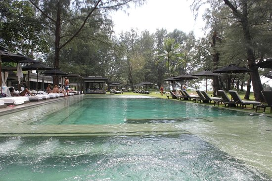 SALA Phuket Resort & Spa: The common pools
