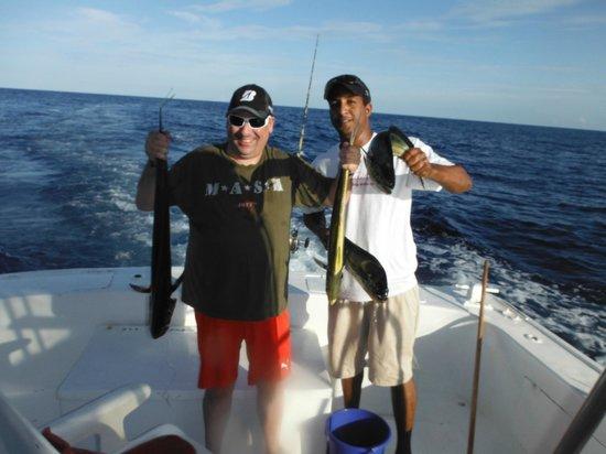 Pro Fishing Bavaro: PÊCHE A BAVRO 2013 (FISHING BAVARO )