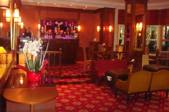 Hotel Atala Champs Elysees: bar