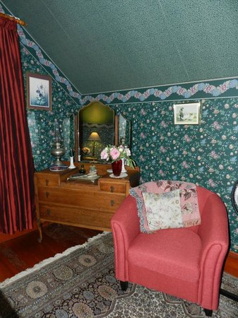 The Drury Homestead : Bedroom