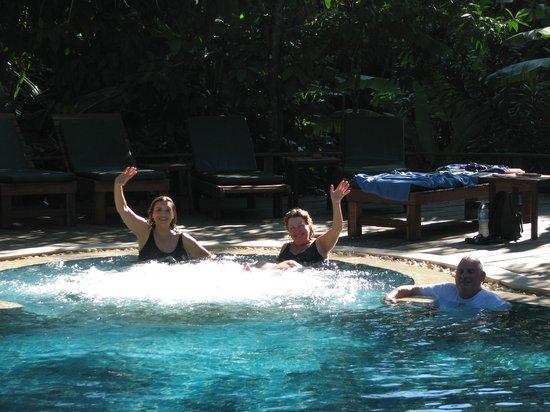 Somkiet Buri Resort: the pool