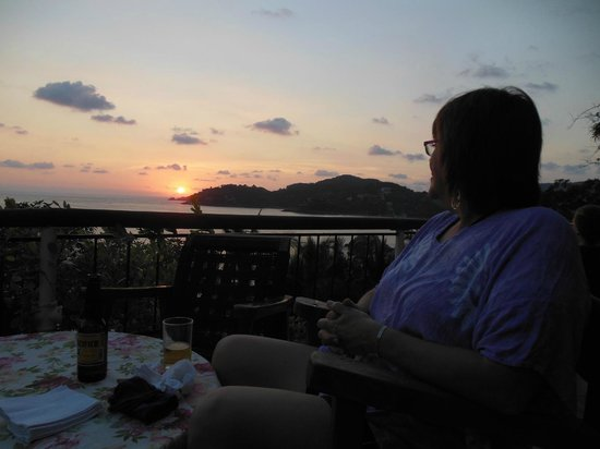 Catalina Beach Resort: Sunset Bar