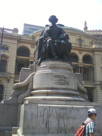 Ramos de Azevedo Square: Pça Ramos de Azevedo