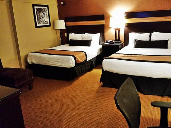 Best Western Plus Newark Airport West: Newly remodeled