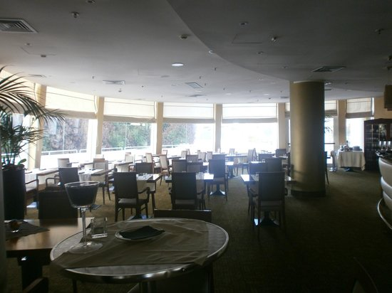 Hotel Capannelle: Sala pranzo
